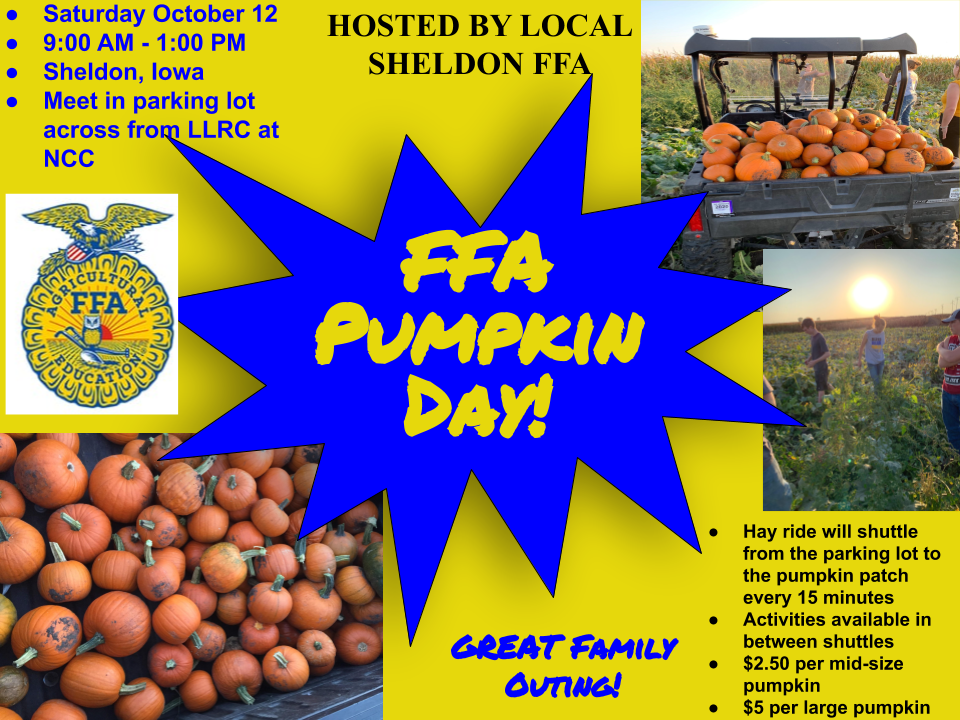 FFA Pumpkin Day